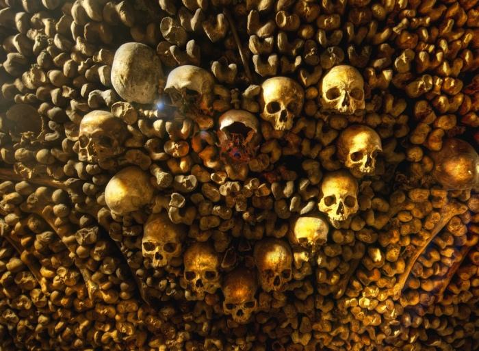 heart of skulls